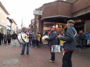 Dweilen In Delft 14-02-2015 037