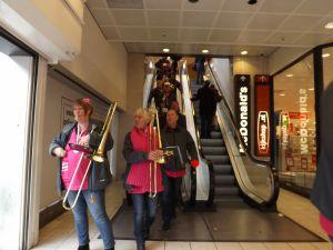 Dweilen In Delft 14-02-2015 042