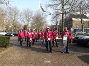 Een Dagje Carnaval In Delft 16-02-2015 008