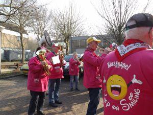 Een Dagje Carnaval In Delft 16-02-2015 015