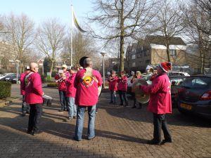 Een Dagje Carnaval In Delft 16-02-2015 018