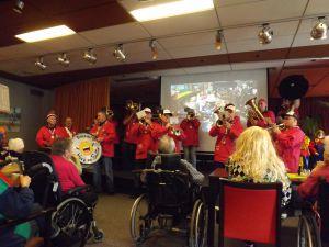 Een Dagje Carnaval In Delft 16-02-2015 035