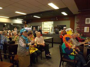 Een Dagje Carnaval In Delft 16-02-2015 038
