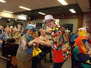Een Dagje Carnaval In Delft 16-02-2015 039