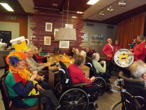 Een Dagje Carnaval In Delft 16-02-2015 040