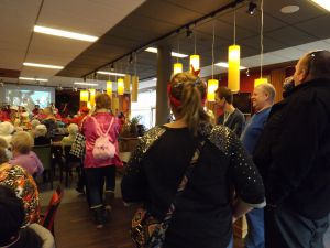 Een Dagje Carnaval In Delft 16-02-2015 075