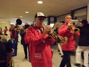 Een Dagje Carnaval In Delft 16-02-2015 080