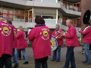 Een Dagje Carnaval In Delft 16-02-2015 090