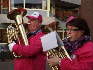 Een Dagje Carnaval In Delft 16-02-2015 094
