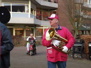 Een Dagje Carnaval In Delft 16-02-2015 097