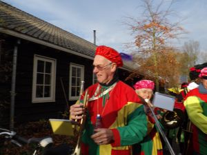 Intocht Sint Nicolaas Delfgauw    22-11-2014 008