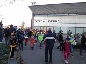 Intocht Sint Nicolaas Delfgauw    22-11-2014 011