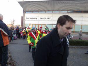 Intocht Sint Nicolaas Delfgauw    22-11-2014 013