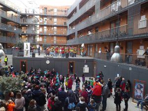 Intocht Sint Nicolaas Delfgauw    22-11-2014 018
