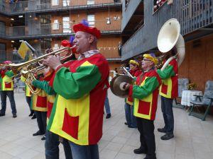 Intocht Sint Nicolaas Delfgauw    22-11-2014 019