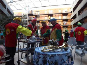 Intocht Sint Nicolaas Delfgauw    22-11-2014 020