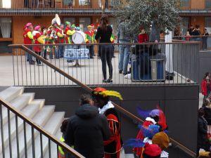 Intocht Sint Nicolaas Delfgauw    22-11-2014 031