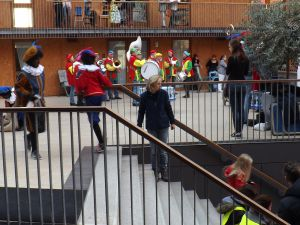 Intocht Sint Nicolaas Delfgauw    22-11-2014 033