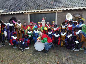 Intocht Sint Nicolaas Delfgauw    22-11-2014 043