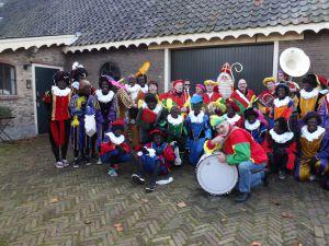 Intocht Sint Nicolaas Delfgauw    22-11-2014 047