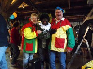 Intocht Sint Nicolaas Delfgauw    22-11-2014 051