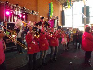 Kinder Carnaval  Lampengat (Eindhoven) 15-02-2015 014