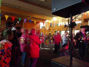 Kinder Carnaval  Lampengat (Eindhoven) 15-02-2015 019