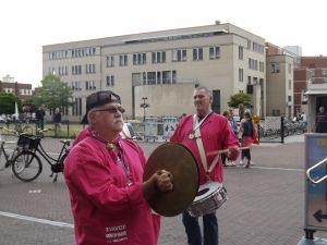 Optreden Winkelcentrum Meent Papendrecht 20-06-2015 018