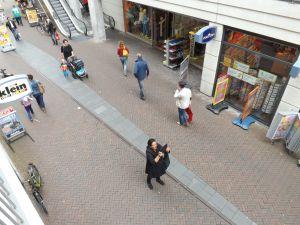 Optreden Winkelcentrum Meent Papendrecht 20-06-2015 022