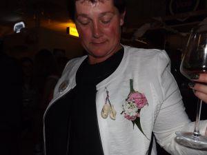Seranade 25jarig Huwelijk Delft  27-06-2015 022