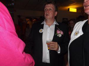 Seranade 25jarig Huwelijk Delft  27-06-2015 023