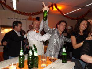 Verrassings Optreden Bij Orange Pearl 12-12-2014 034