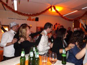 Verrassings Optreden Bij Orange Pearl 12-12-2014 036